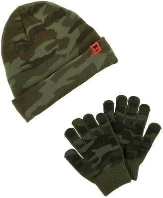 Carter's Boys 4-7 Hat & Gloves Set