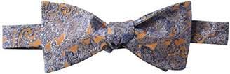 Buttoned Down Men's Classic Silk Self-Tie Bow Tie