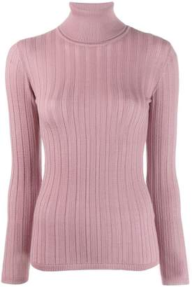 M Missoni slim-fit turtleneck jumper