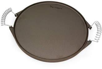 Victoria 12.5 Round Iron Griddle Cast Iron Griddle