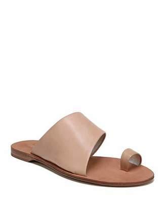 Diane von Furstenberg Brittany Slide Flat Sandal