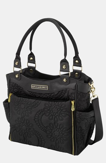 Petunia Pickle Bottom 'City Carryall' Embossed Diaper Bag (Special Edition)