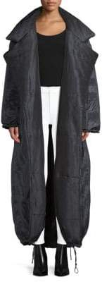 Rosie Assoulin Sleeping Beauty Puffer Coat