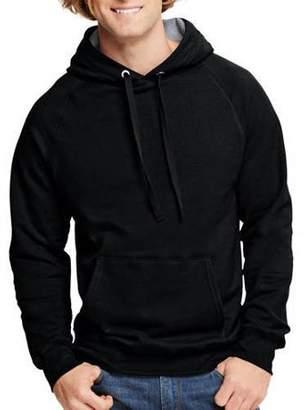 Hanes Big Men's Nano Premium Soft Lightweight Fleece Pullover Hood