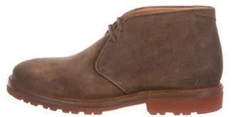 Brunello Cucinelli Suede Desert Boots w/ Tags