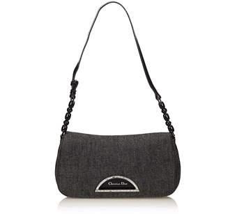 Dior Pre-owned: Denim Malice.