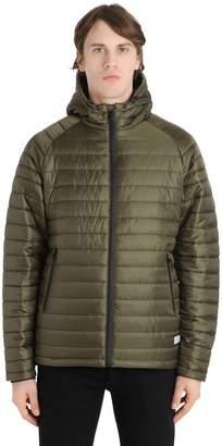 K1x Zip-Up Padded Nylon Jacket
