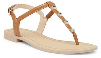 Rebecca Minkoff Grace Leather T-Strap Sandal