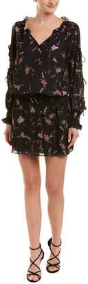 Parker Smocked Drop-Waist Dress