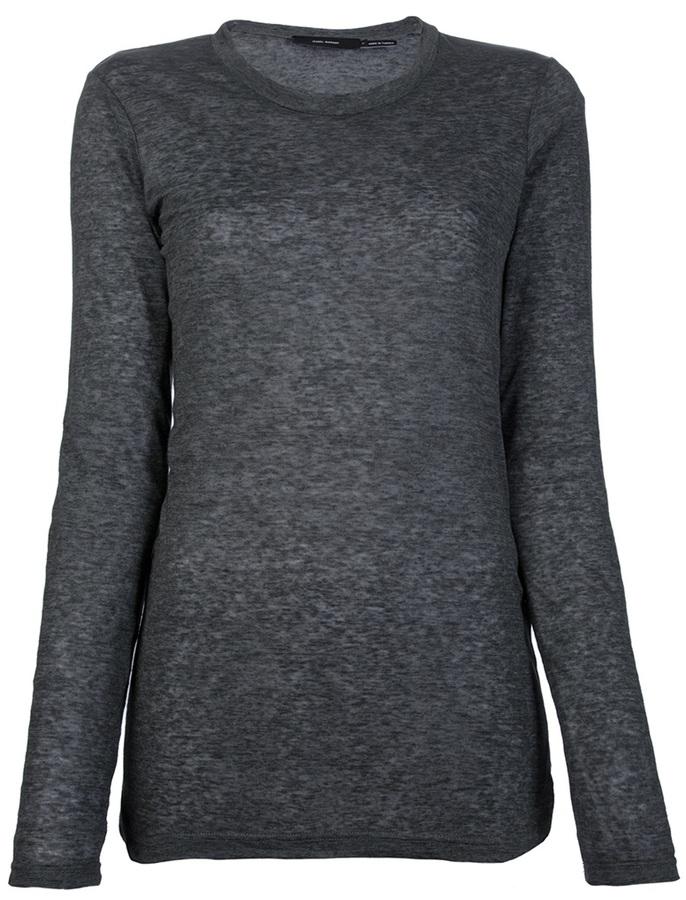 Isabel Marant long sleeved top
