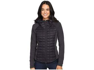 The North Face Endeavor ThermoBall Jacket (TNF Black/TNF Black Heather