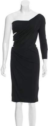 DSQUARED2 Asymmetrical Midi Dress w/ Tags