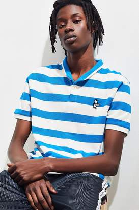Chums Striped Shawl Polo Shirt