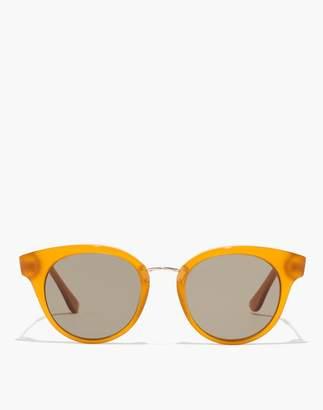 Madewell J.Crew Seaside Round Cat-Eye Sunglasses