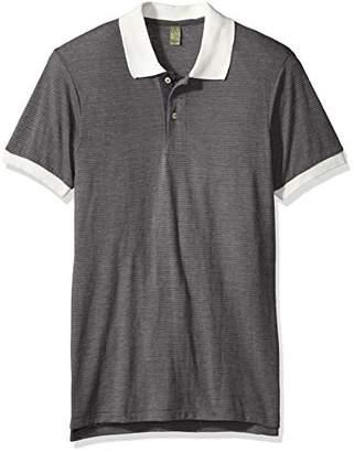 Alternative Men's Feeder Stripe Polo