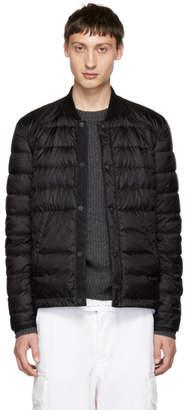 Belstaff Black Stokenham Down Jacket