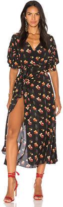 Carolina K. Marianne Wrapped Dress