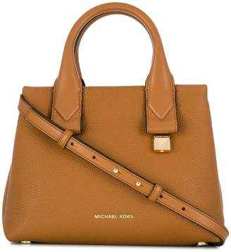 MICHAEL Michael Kors leather satchel bag