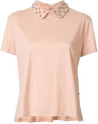 574047a3c3eab Peter Pan Collar Blouse - ShopStyle Australia