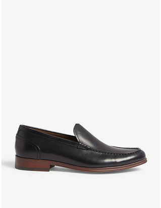 Aldo Gilawiel perforated loafers