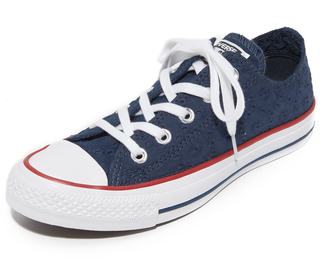 Converse Chuck Taylor All Star OX Sneakers $65 thestylecure.com