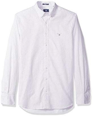 Gant Men's Mini Star Print Shirt