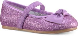 Nina Larabeth-t Bow Ballet Flats, Toddler & Little Girls (4.5-3)