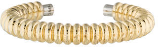 Giles & Brother Ribbed Cuff $50 thestylecure.com