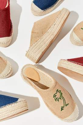 Urban Outfitters Laura Espadrille Mule