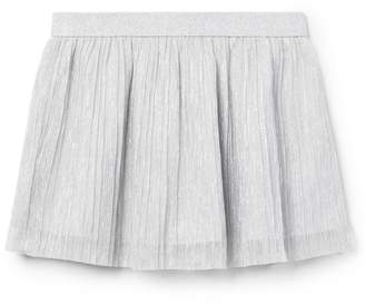 Crazy 8 Crazy8 Toddler Metallic Pleated Skirt