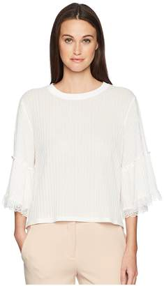 See by Chloe Lacey Jersey Tee Women's T Shirt