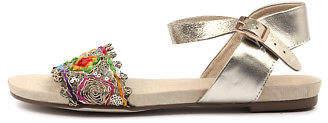 Django & Juliette New Jimber Womens Shoes Casual Sandals Sandals Flat