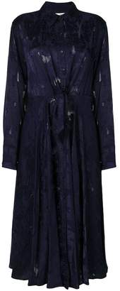 Diane von Furstenberg shirt dress