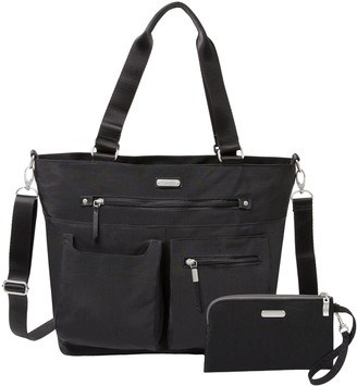 Baggallini Any Day Tote with RFID Phone Wristle t