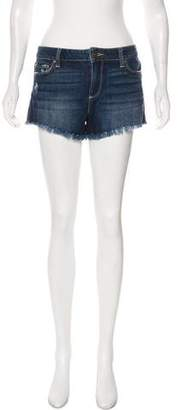 Paige Denim Daisy Dukes Shorts