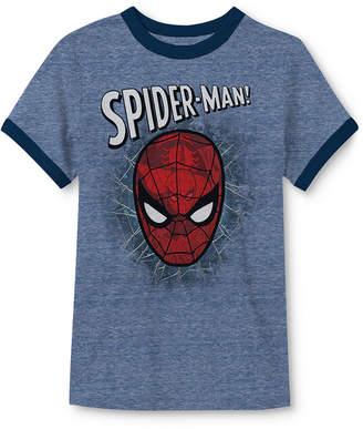 Spiderman Graphic-Print T-Shirt, Big Boys