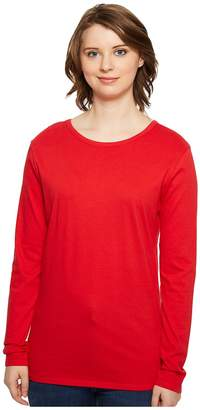 4Ward Clothing Long Sleeve Jersey Top - Reversible Front/Back Girl's Clothing