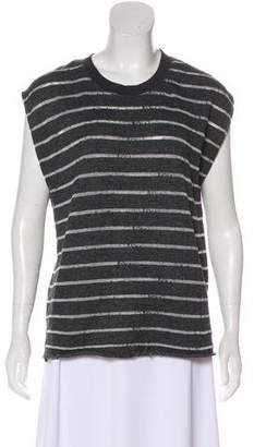 IRO Crew Neck Sleeveless Top