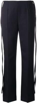 MM6 MAISON MARGIELA hanging detail trousers