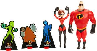 Disney Mr And Mrs Incredible Pack