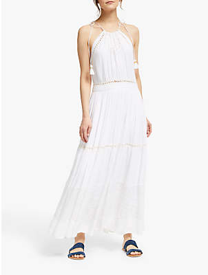 Suncoo Colette Dress, White