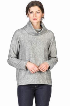 Lilla P Zip Side Pullover