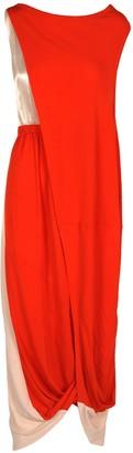 Marni Draped Long Dress