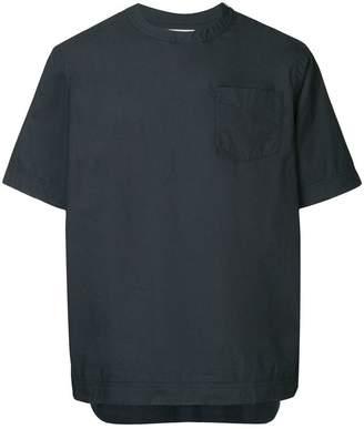 Sacai tailored T-shirt