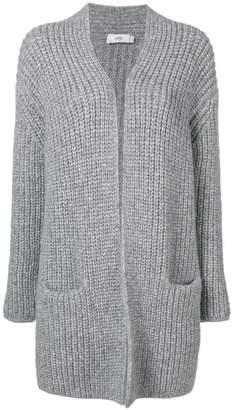 Closed long sleeved cardigan