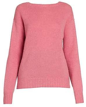Prada Women's Cashmere Melange Crewneck Sweater