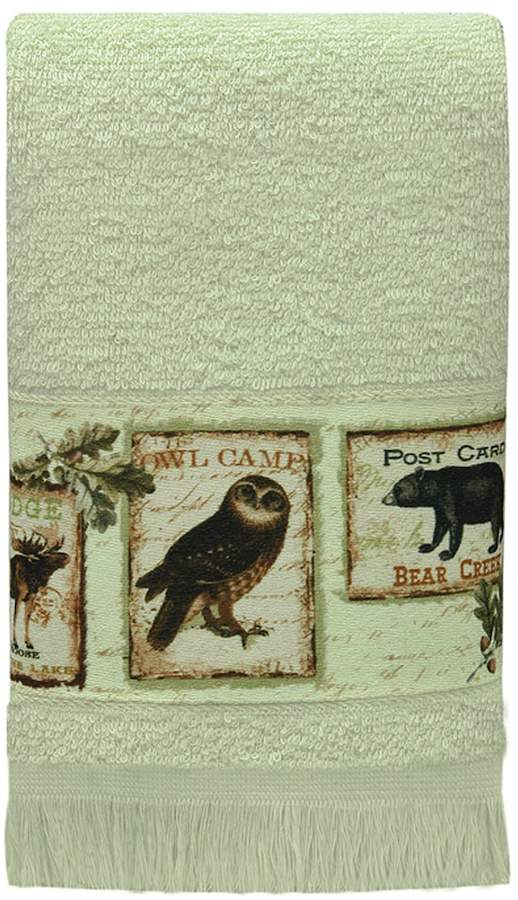 Lodge Memories Fingertip Towel
