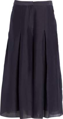 Hensely Inverted Pleat Culottes