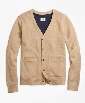 Double-Knit Cotton Cardigan $98.50 thestylecure.com