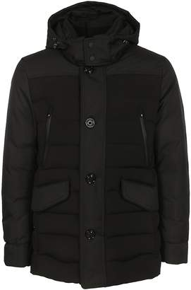 Buttoned Down Moorer Jacket